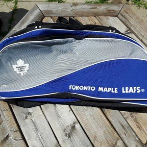 HUGE Toronto Maple Leafs Duffel Bag Hockey NHL